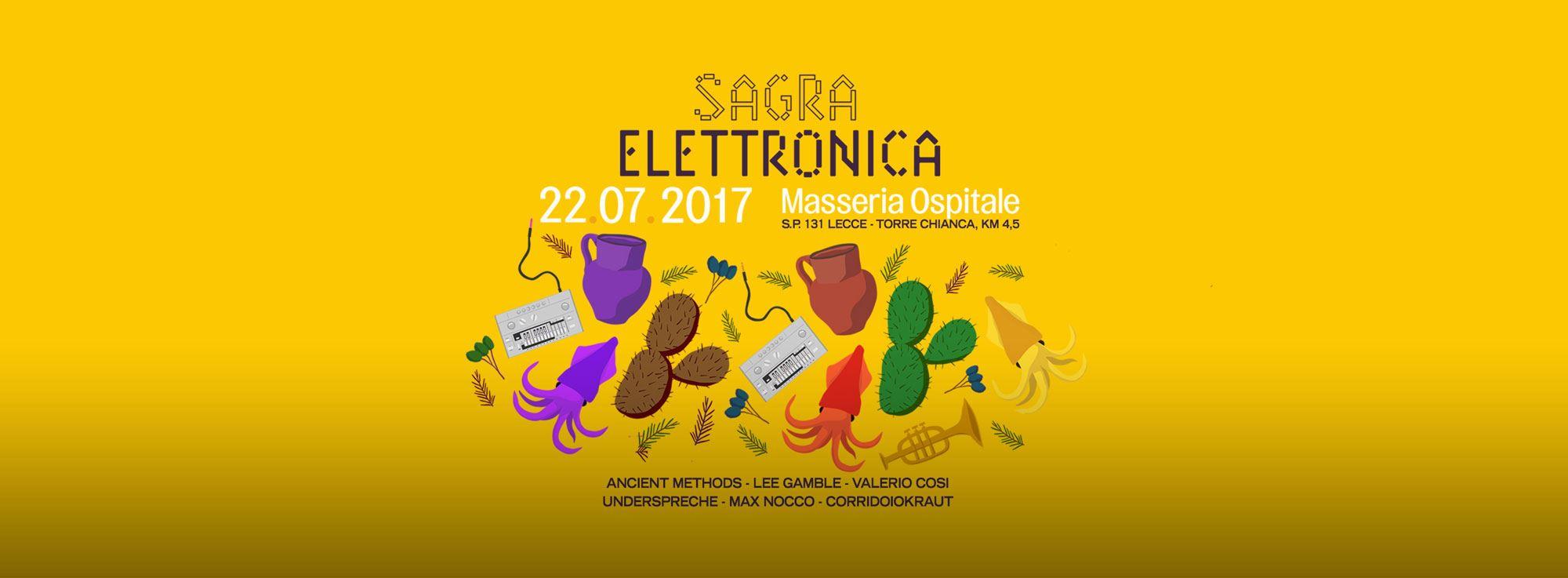 Lecce: Sagra elettronica