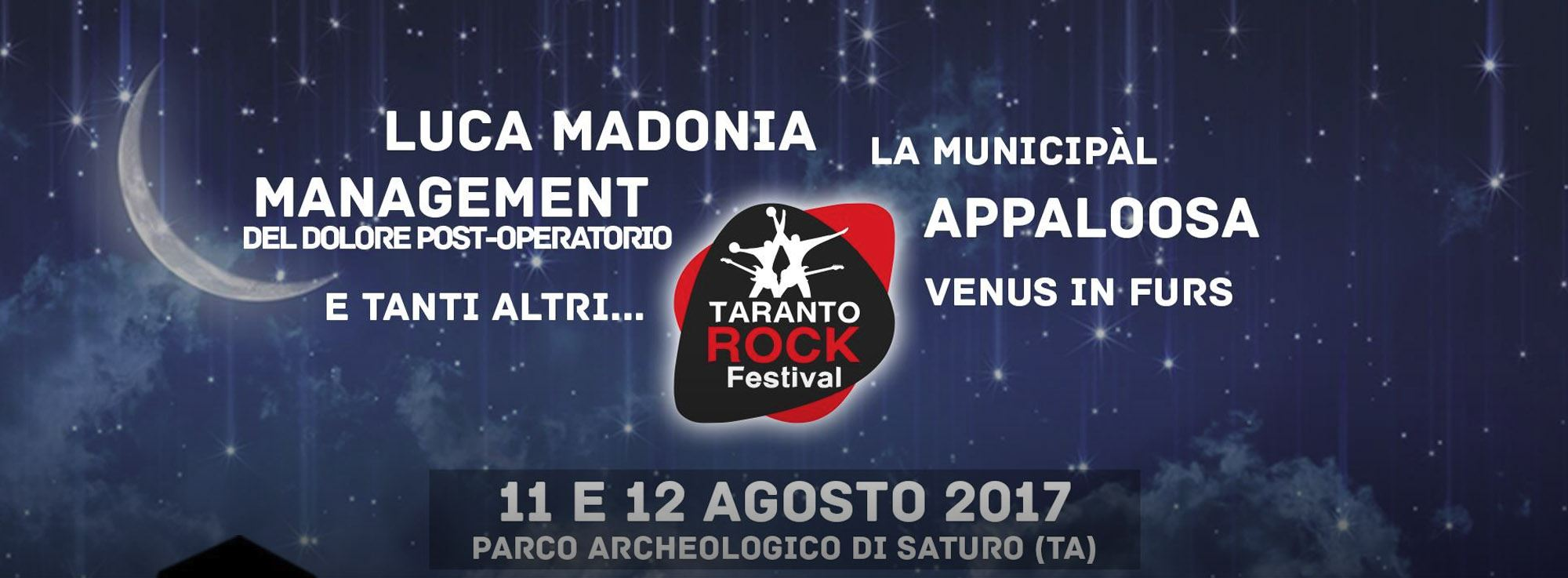 Leporano: Taranto Rock Festival