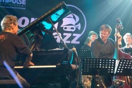 Bud Powell Jazz Orchestra in concerto