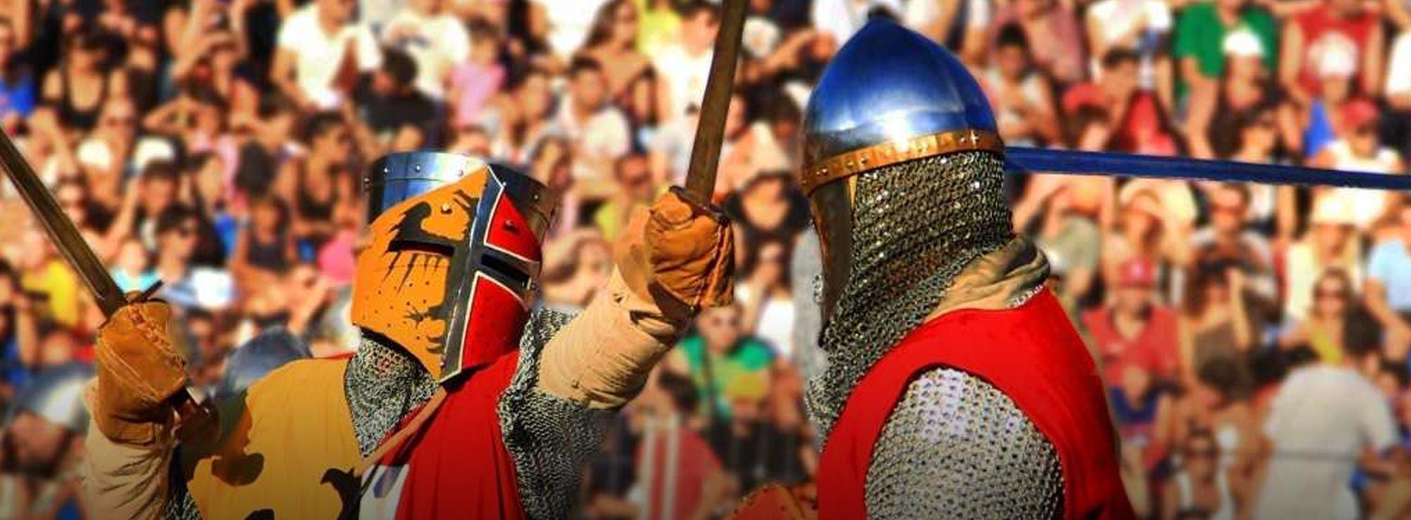 Oria: Corteo storico e Torneo dei Rioni