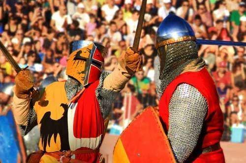 Corteo storico e Torneo dei Rioni