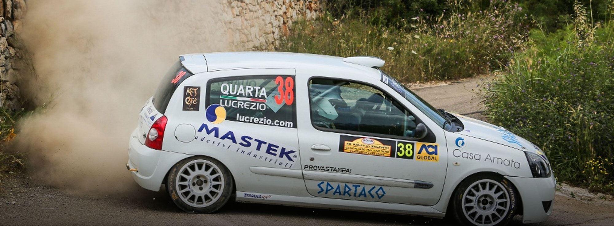 Monte Sant'Angelo: Rally Porta del Gargano
