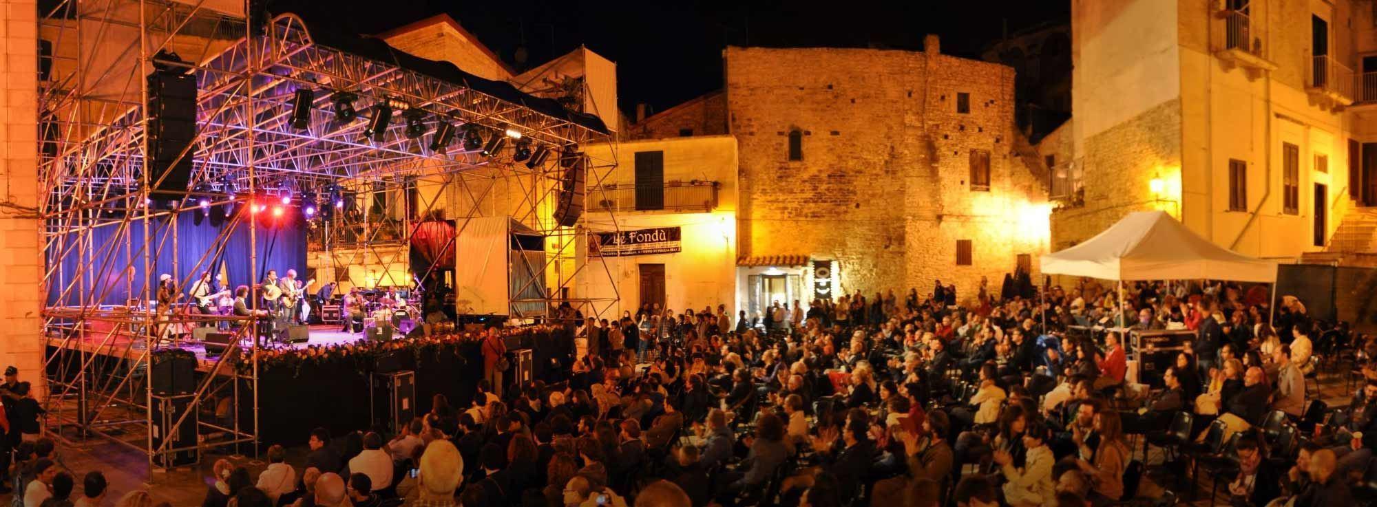 Ruvo di Puglia: Talos Festival 2017