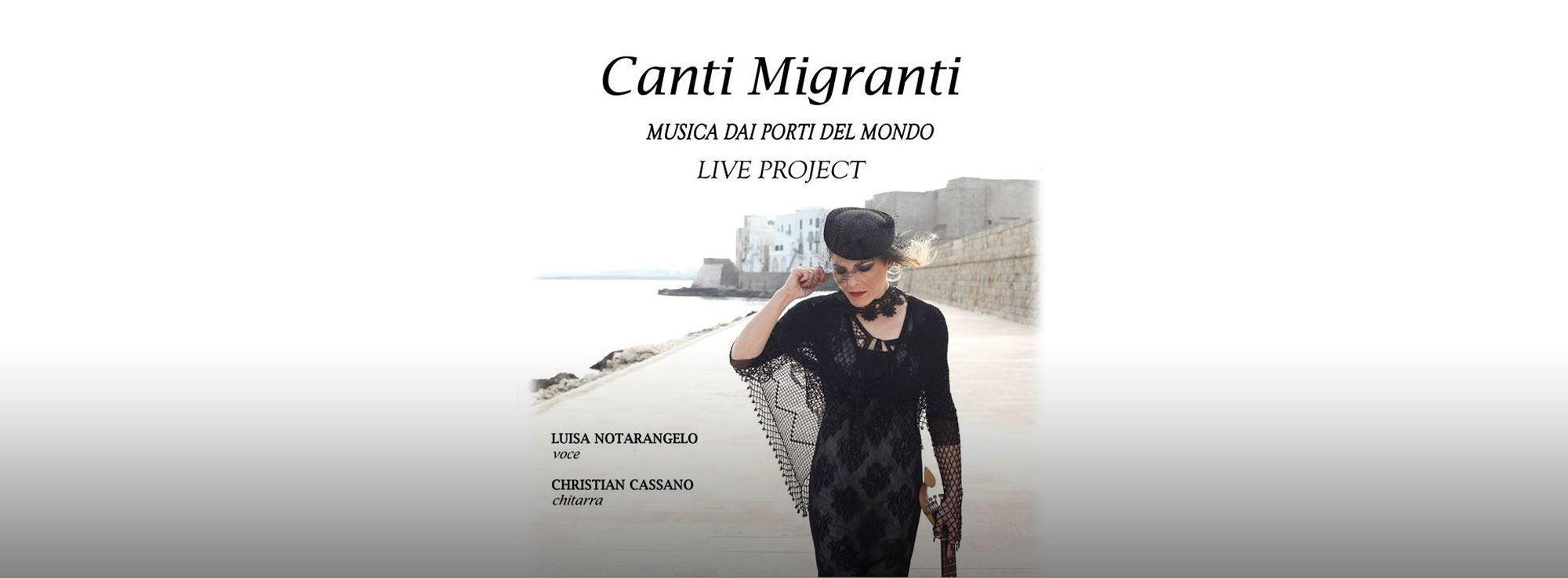 Mola di Bari: Canti Migranti