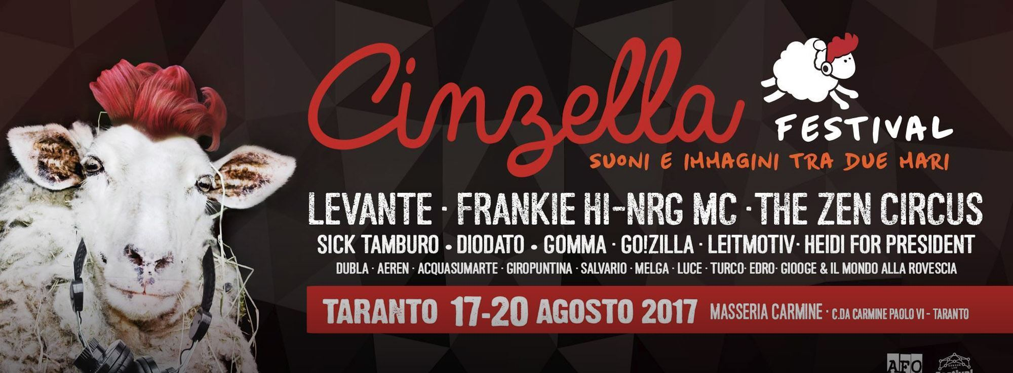Taranto: Cinzella Festival 2017