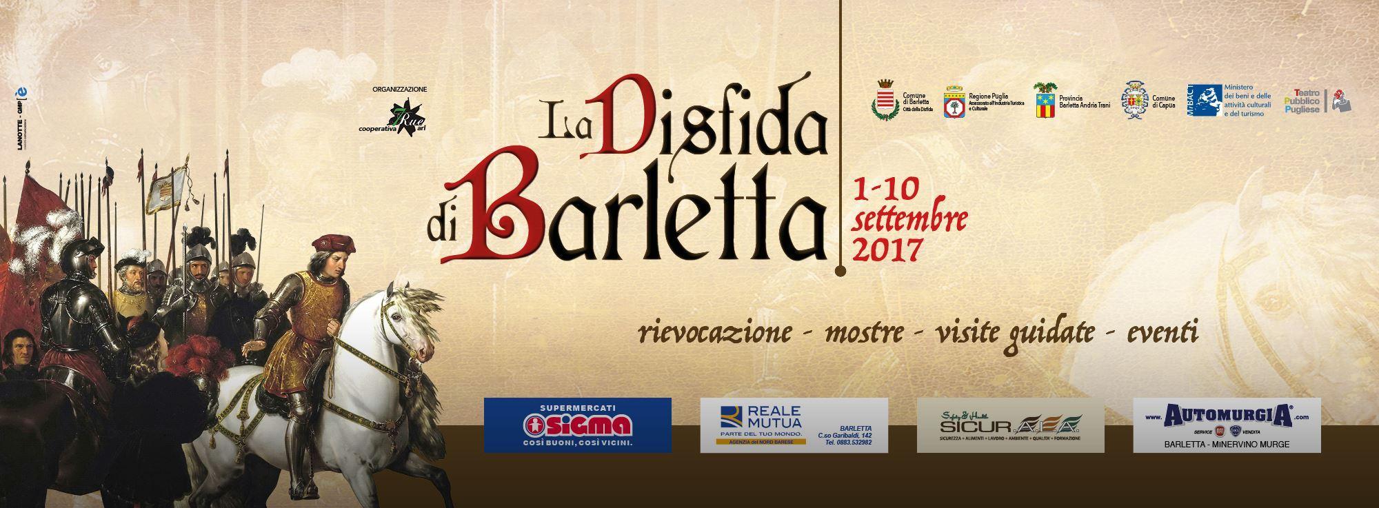 Barletta: La Disfida di Barletta
