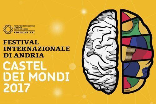 Al via venerdì il Festival Internazionale Castel dei Mondi ad Andria