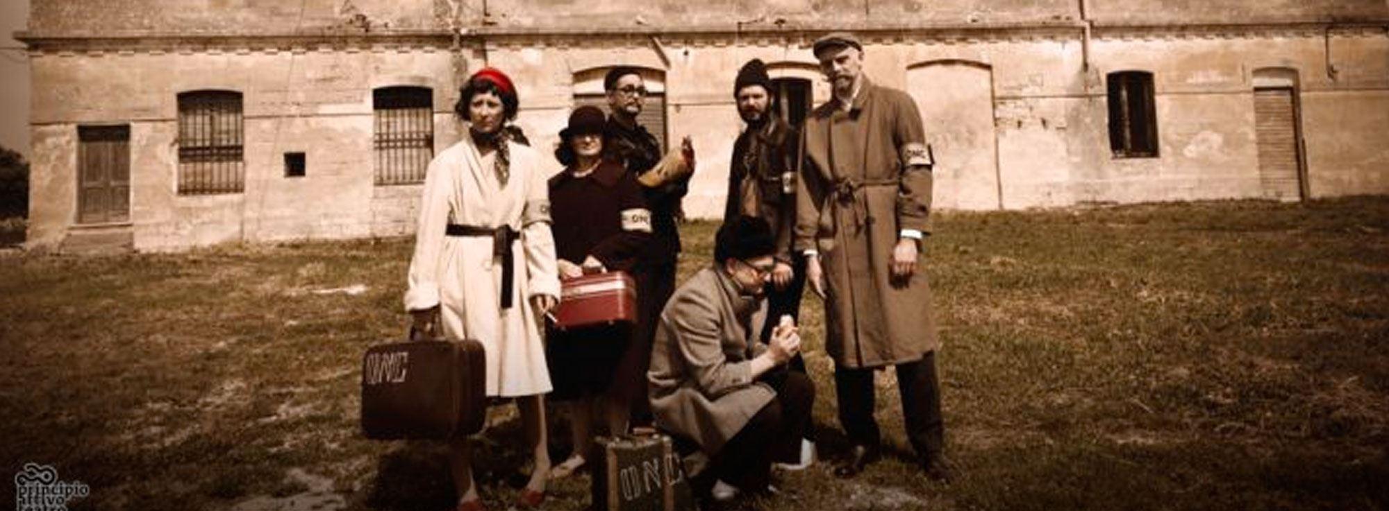 Andria: I giganti della montagna atto III