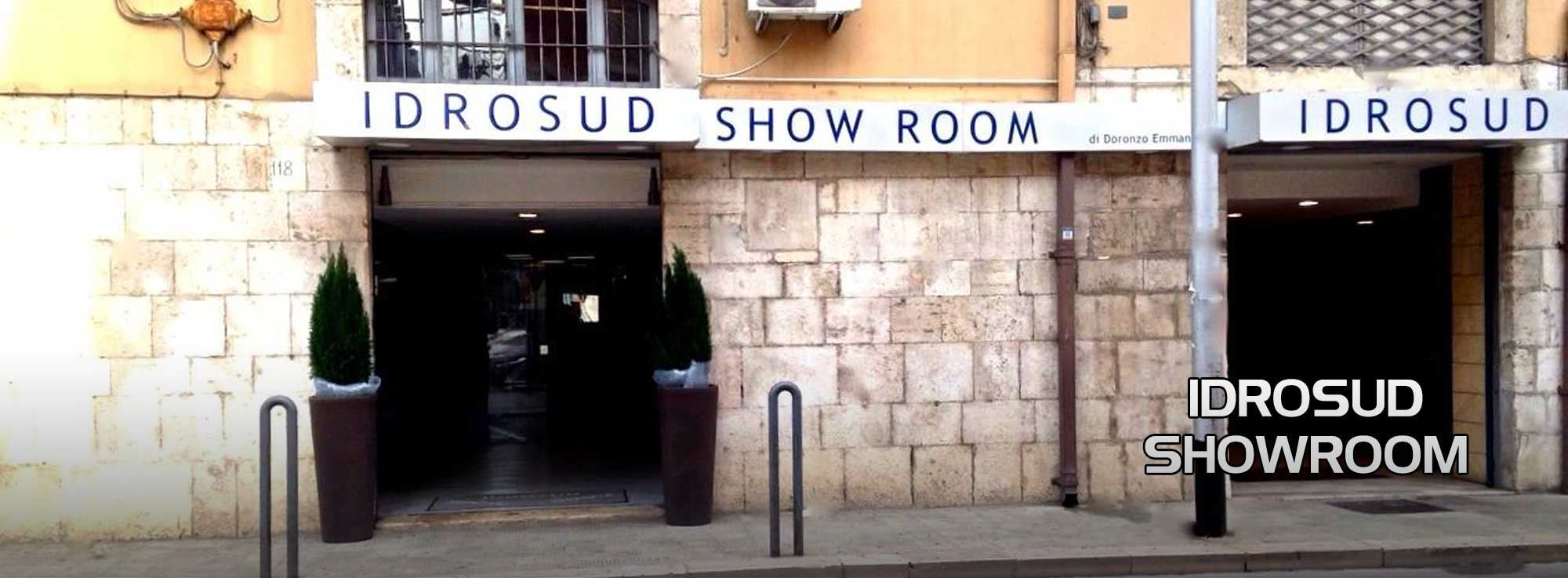 Idrosud Showroom Barletta