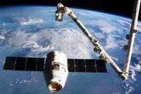Puglia vista dallo spazio sulla ISS, Stazione Spaziale Internazionale