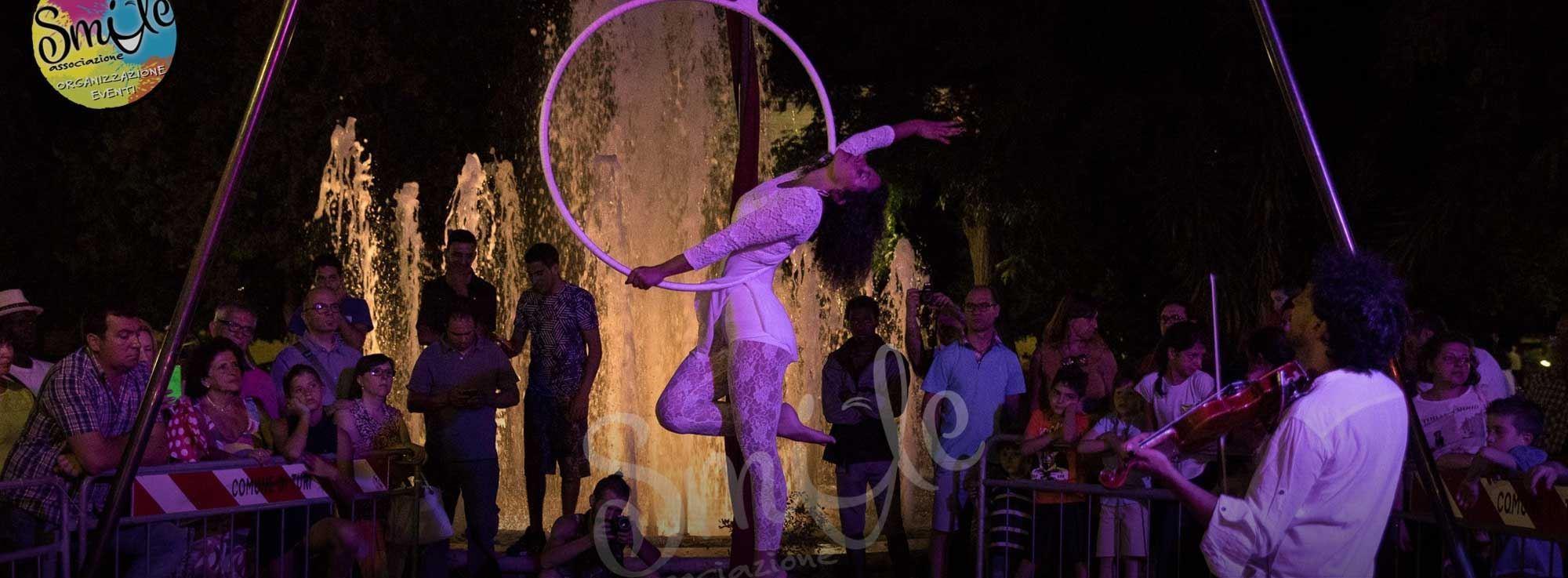 Crispiano: Smile Circus