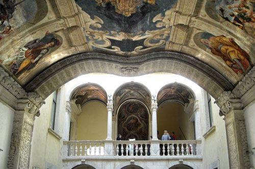 Palazzo della Marra a Barletta, matrimonio celebrato nella storica location