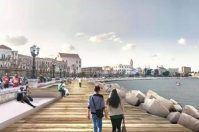 Progetto per la riqualificazione del waterfront della città vecchia di Bari