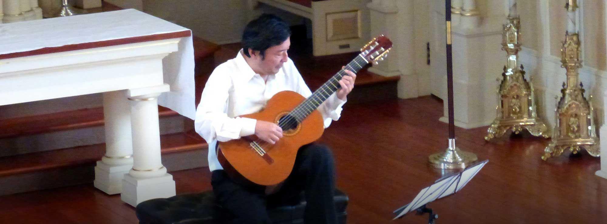Taranto: Concerto Kazuhito Yamashita