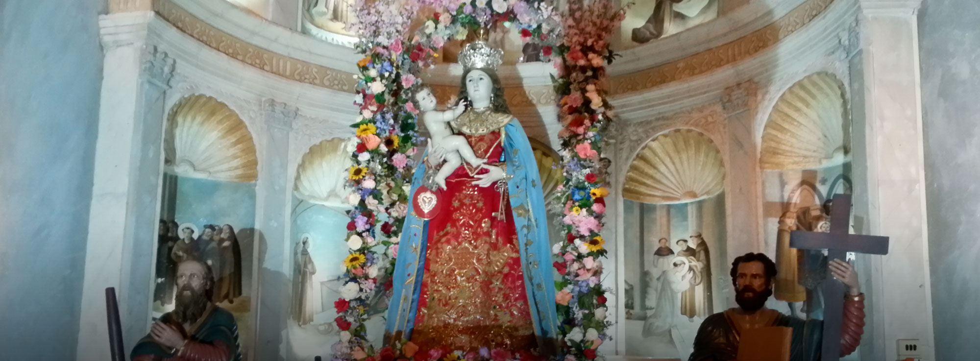 Cocumola: Festa in onore della Madonna dell'Uragano