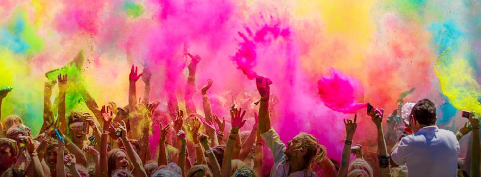 Ceglie Messapica: Holi Splash Festival
