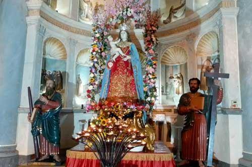 Festa in onore della Madonna dell'Uragano