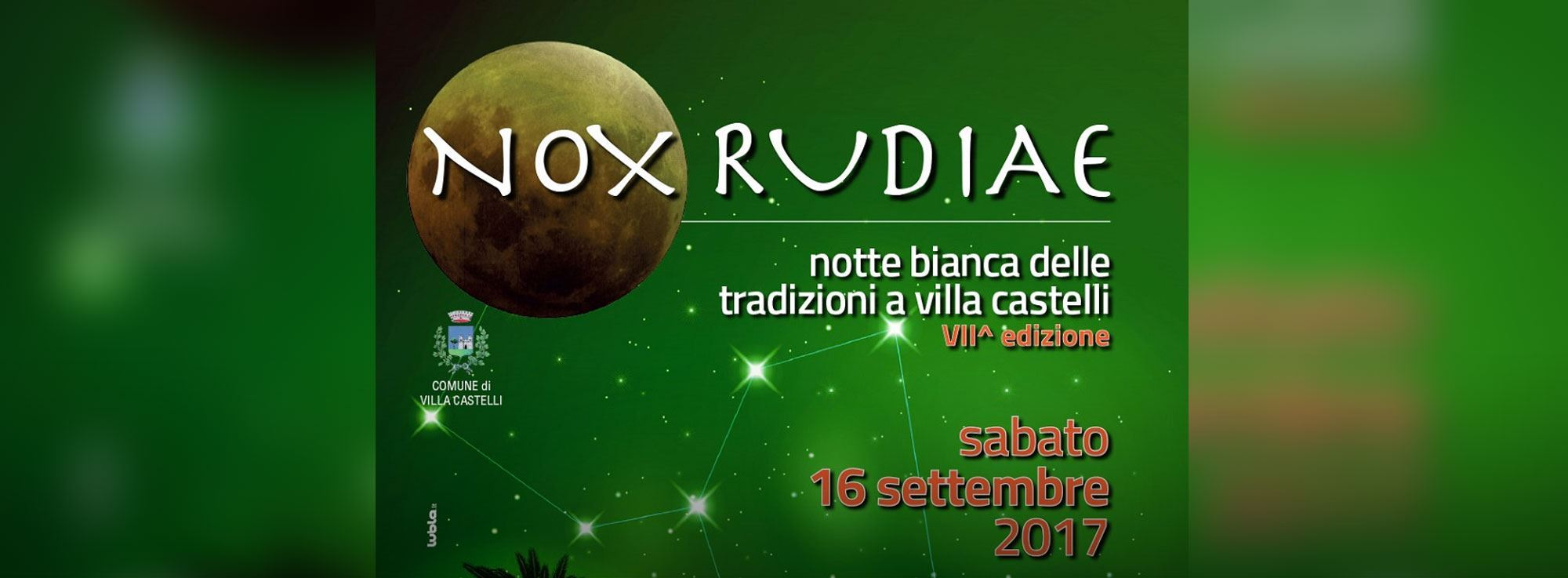 Villa Castelli: Nox Rudiae