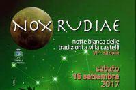 Nox Rudiae