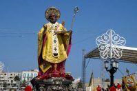 Bari e Vasto uniti nel nome di San Nicola patrono, nella via Nicolaiana