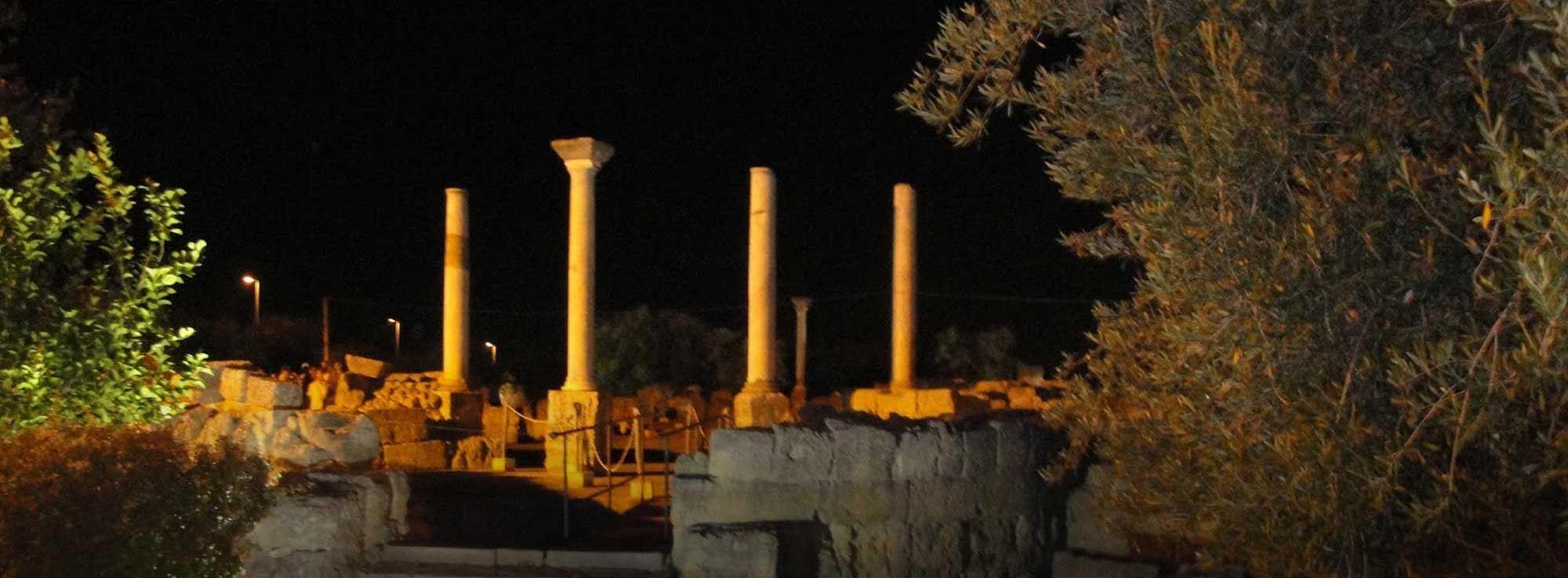 Canosa: Notti dell'archeologia