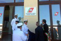 Inaugurata la nuova sede della Capitaneria di Porto a Barletta