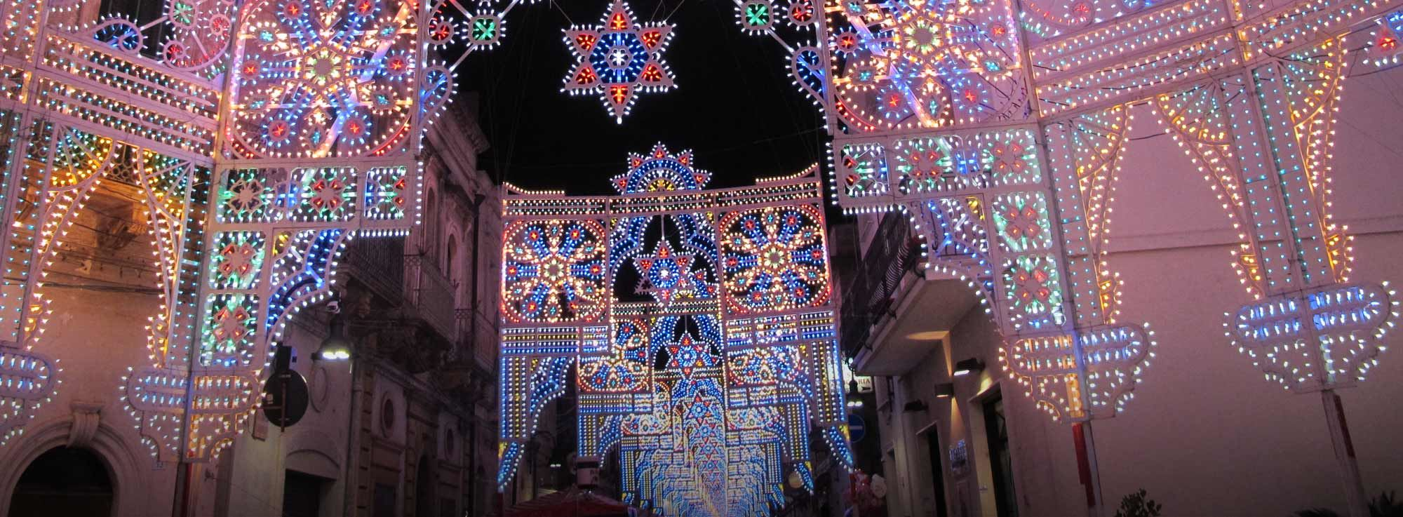 Villa Castelli: Festa Patronale
