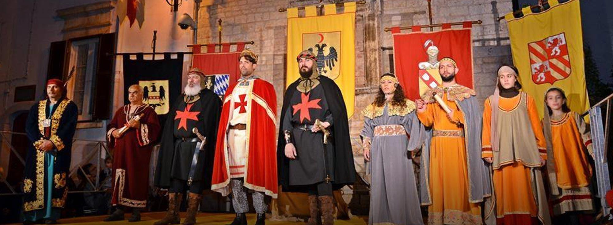 Casamassima: Corteo Storico Corrado IV di Svevia