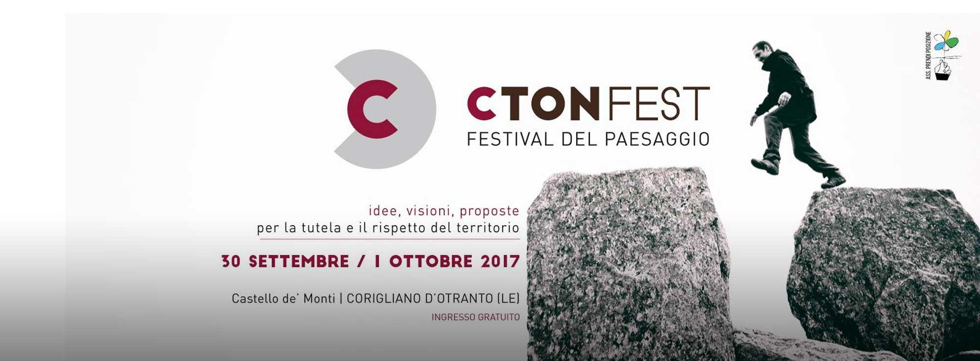 Corigliano d'Otranto: Cton - Festival del Paesaggio