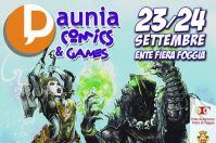 Daunia Comics & Games