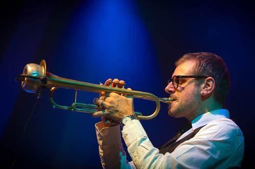 Fabrizio Bosso e Giovanni Sciasciamacchia trio Live