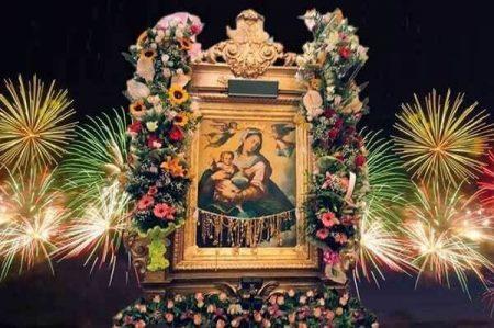 Festeggiamenti in onore della Madonna della Luce