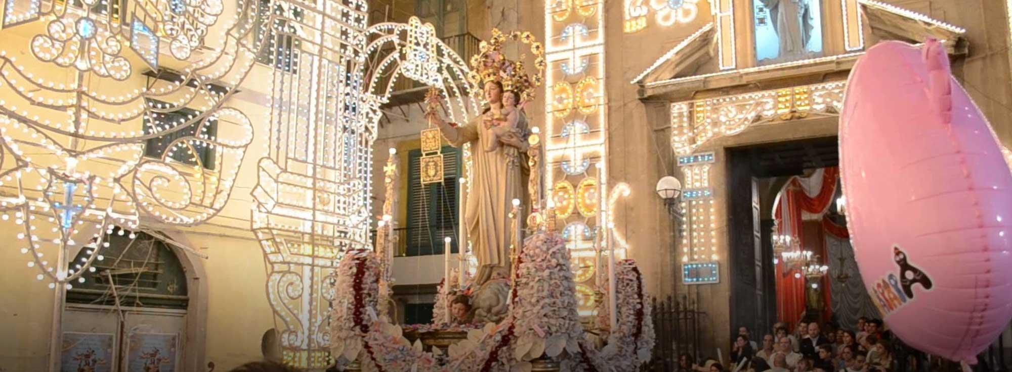 Campi Salentina: Fiera della Madonna della Mercede