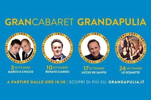 GranCabaret GrandApulia