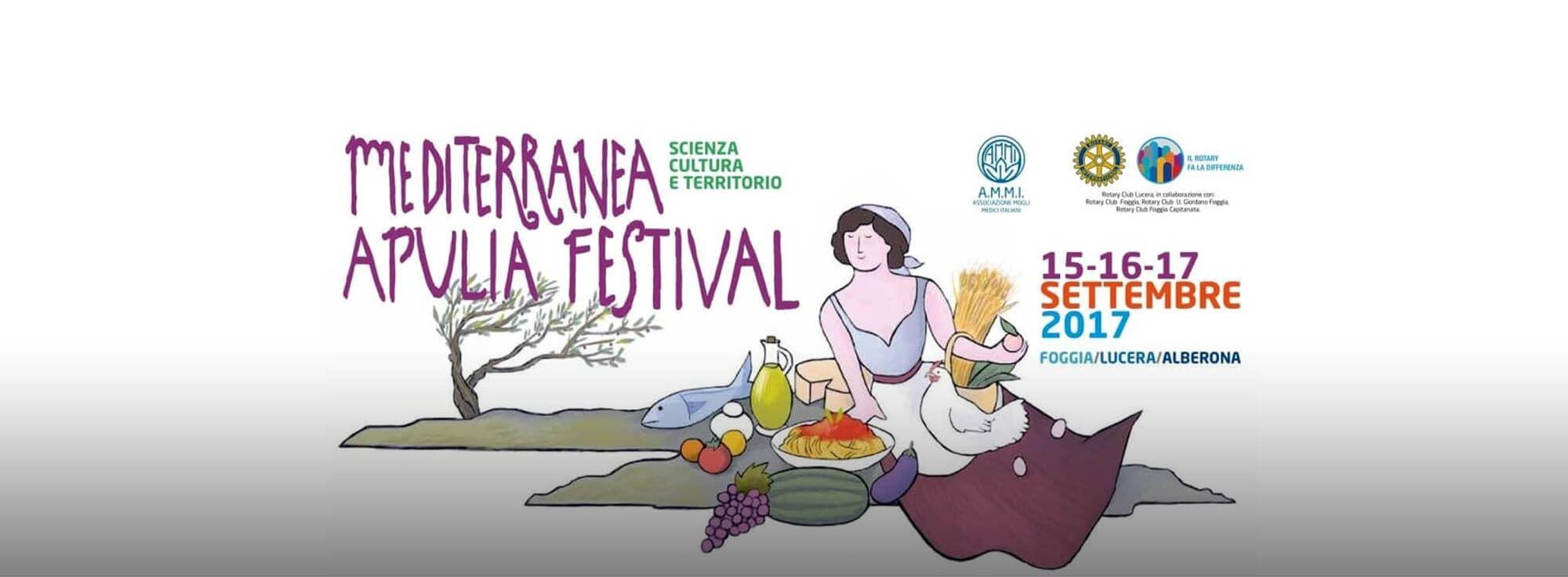 Foggia, Lucera, Alberona: Mediterranea Apulia Festival