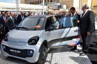 Realizzato il primo Prototipo di minicar elettrica Made in Puglia