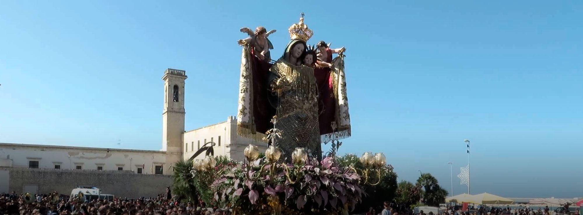 Molfetta: Festa della Madonna dei Martiri
