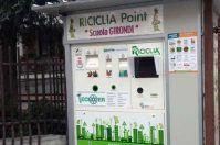 Barletta, se ricicli entri gratis allo stadio, tifo ecosostenibile in Puglia