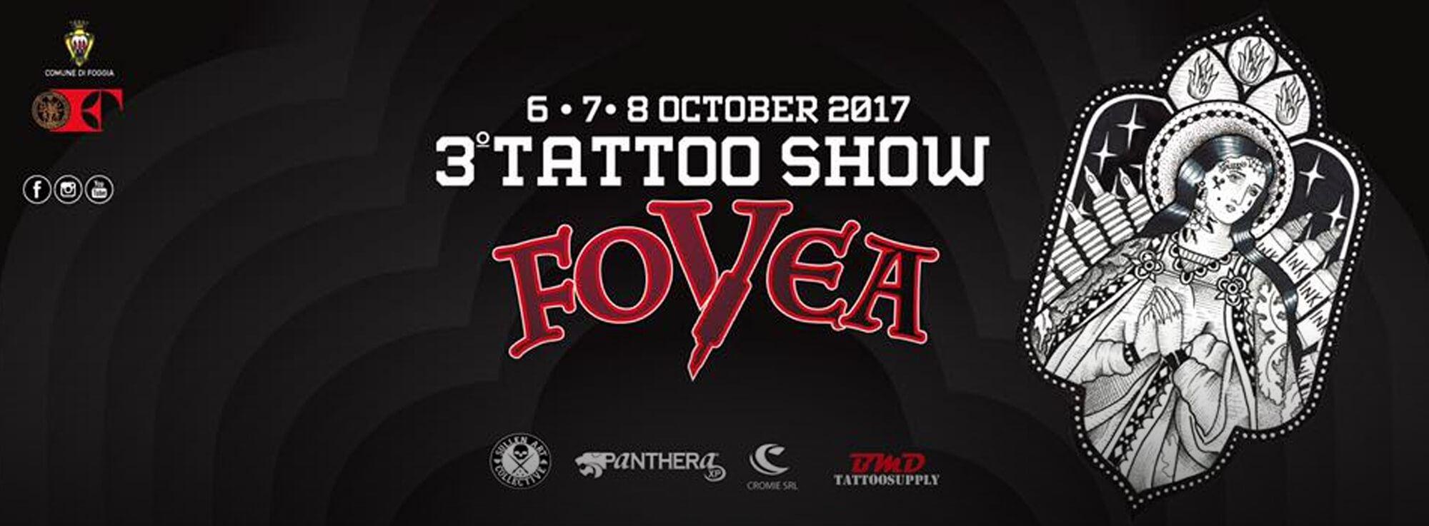 Foggia: Fovea Tattoo Show