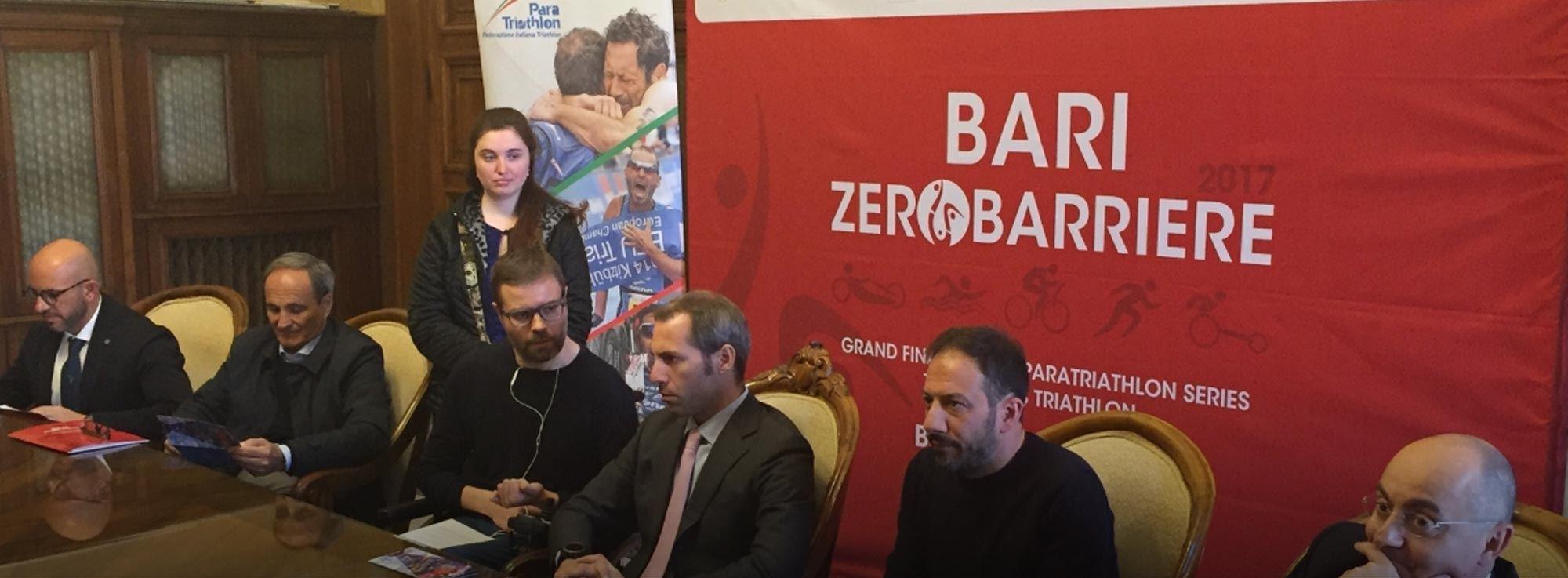 Bari: Bari Zerobarriere