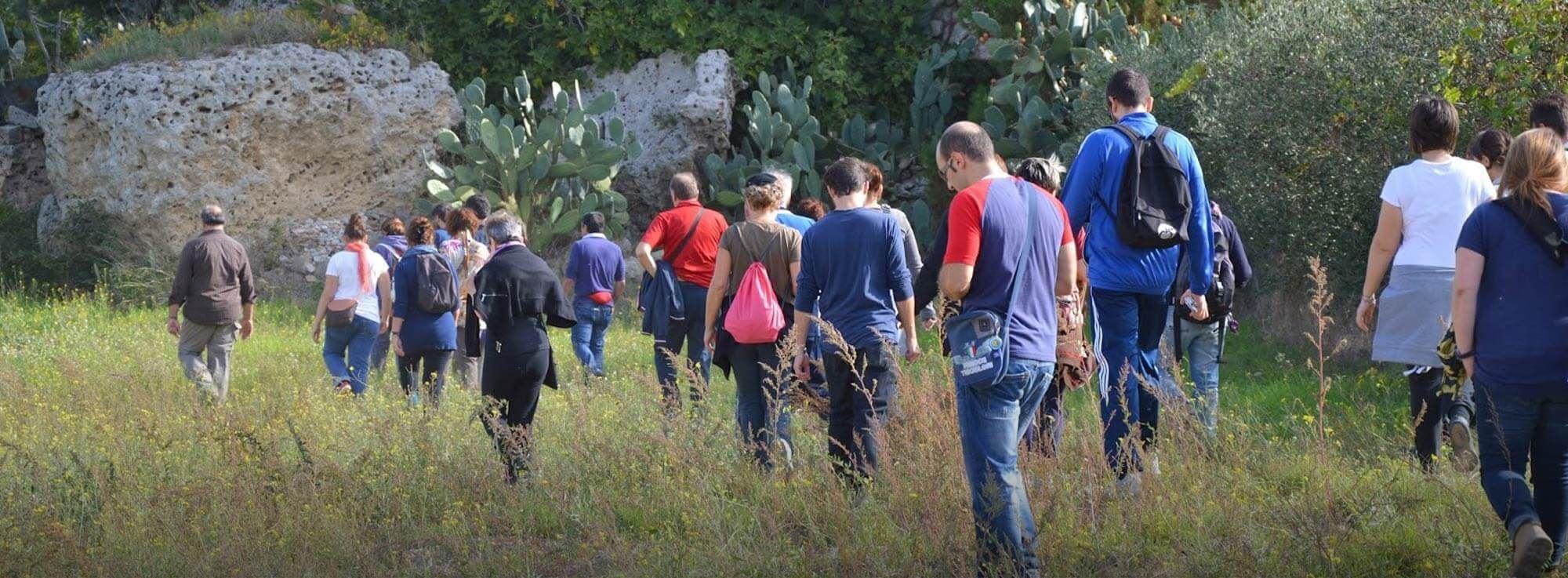 Canosa di Puglia: Archeo trekking e passeggiate archeologiche