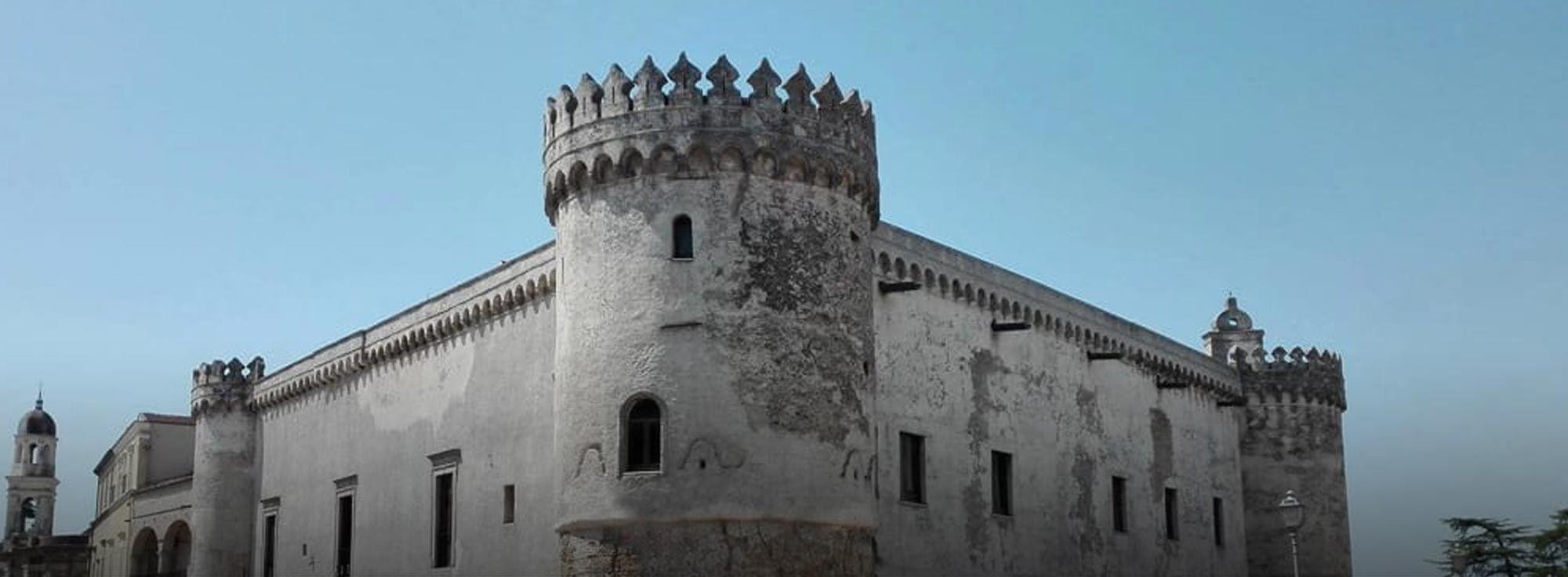 Torremaggiore: Un castello straordinario - visita guidata animata