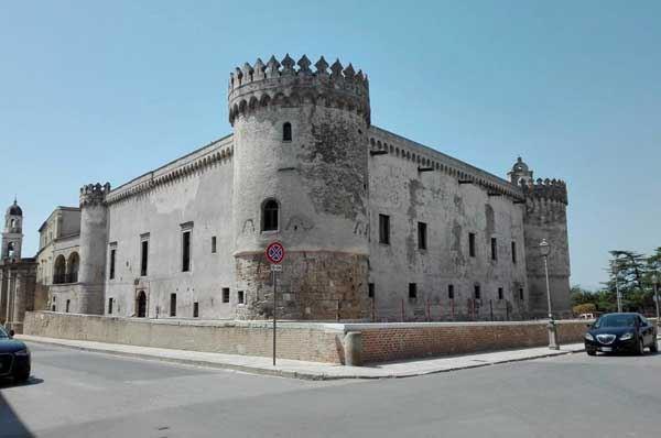 castello ducale torremaggiore