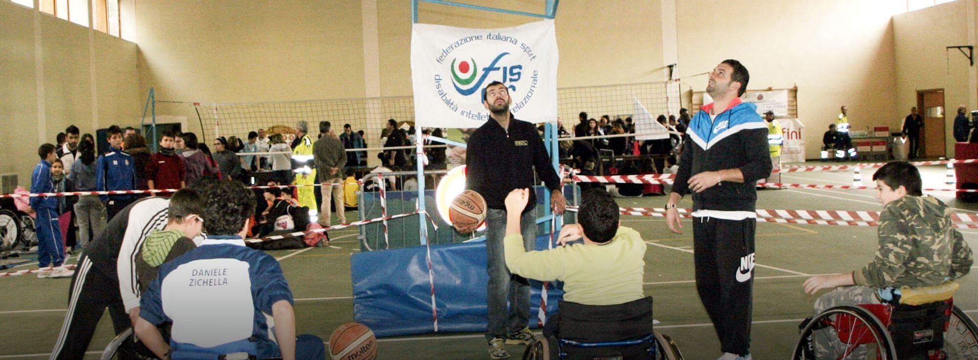 Foggia: Giornata nazionale dello Sport paralimpico