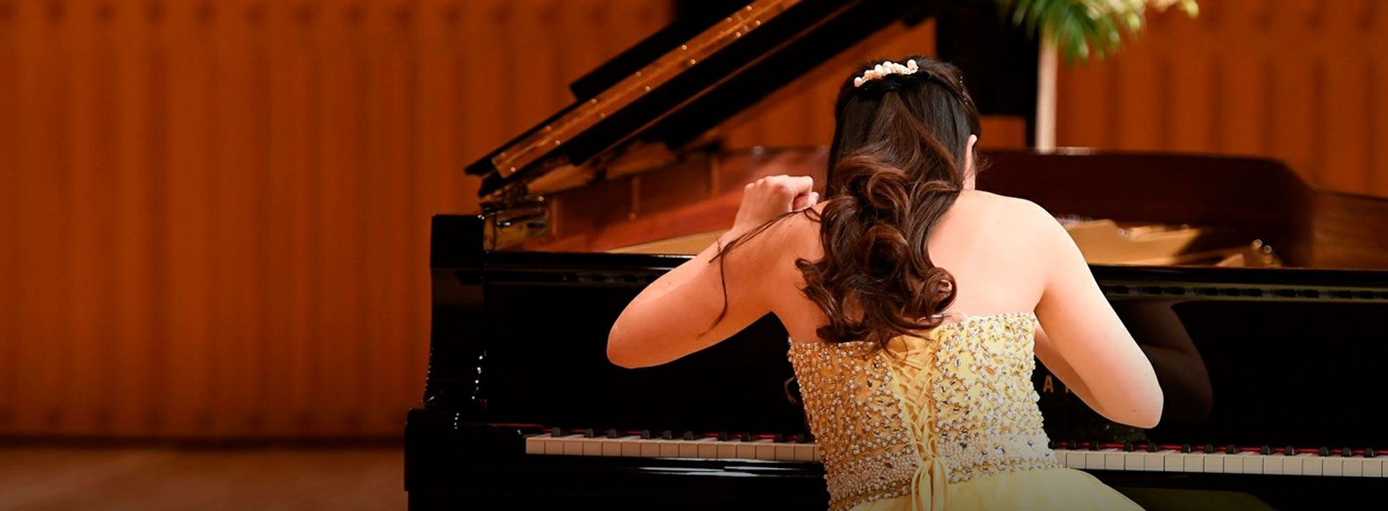 Barletta: Mai Koshio, pianista giapponese