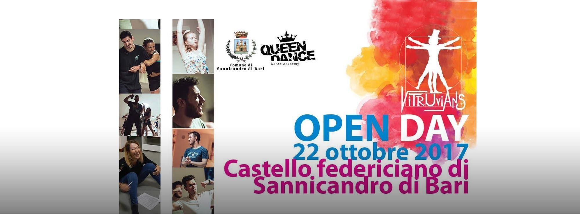 Bari, Sannicandro: Theatre Experience, Tutto quello che c'è