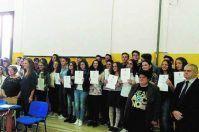 Premiati tre giovani pugliesi vincitori del concorso al Trinity College