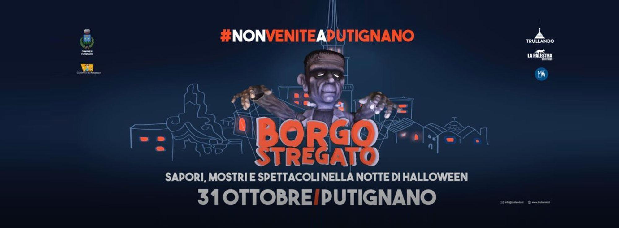 Putignano: Borgo Stregato