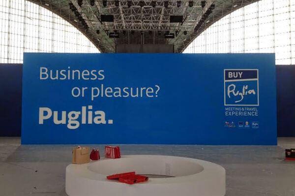 Buy Puglia, al via l'evento di business turistico pugliese in Fiera a Bari