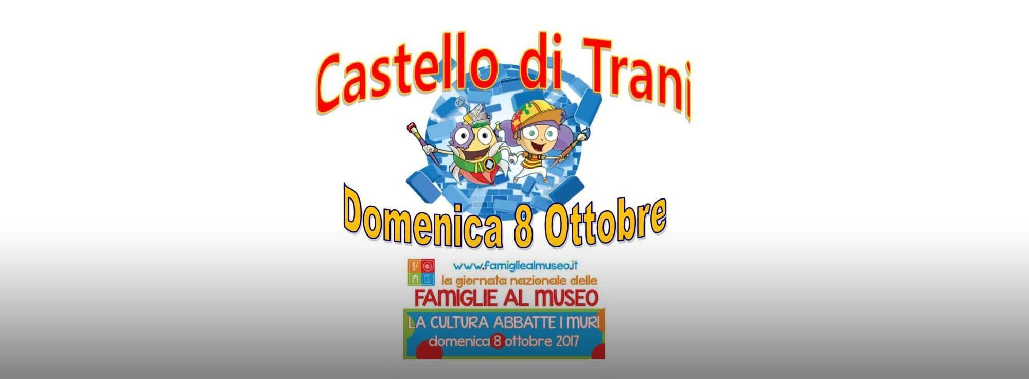 Trani: Famiglie al museo